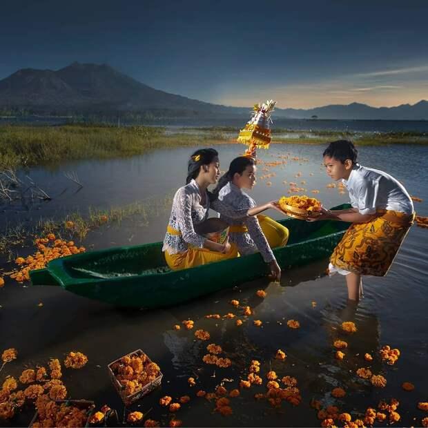 Завораживающая Азия в объективе Рариндры Пракарсы