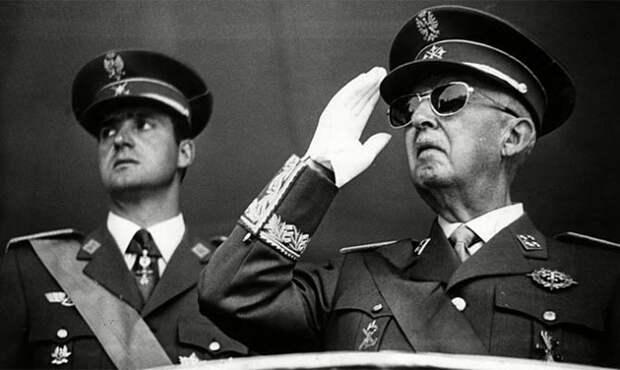 Соловецкий камень в истории Испании