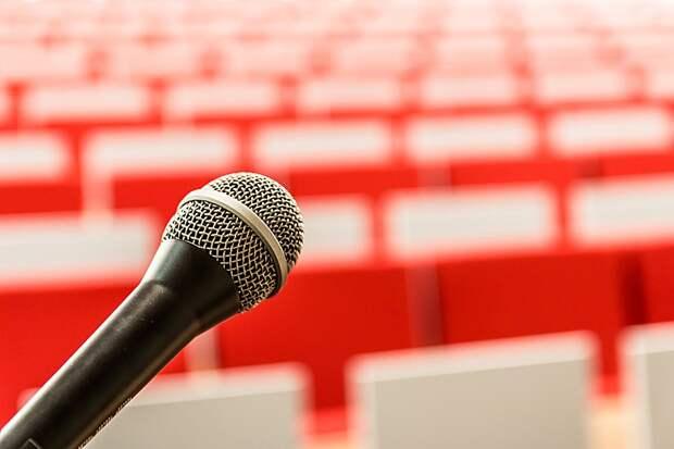 Лекцию «Голос как путь к успеху» прочитают в СВАО