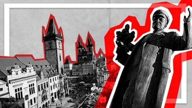 Дочь маршала Конева выступила против восстановления памятника военачальнику в Праге