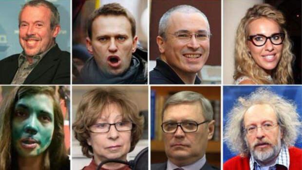 Андрей Соколов. Кто их «крышует»? О тех, кто потворствует прозападной либеральной оппозиции !