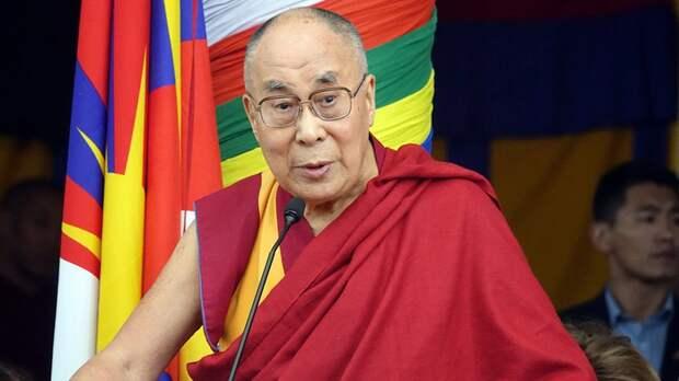 Далай-лама призвал мир отказаться от ископаемого топлива