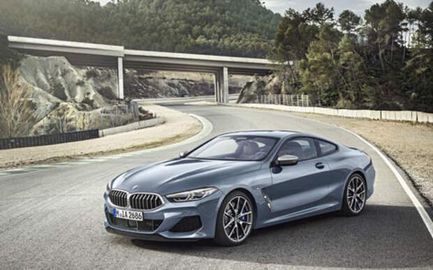 BMW 8-й серии. 20 лет спустя (почти)