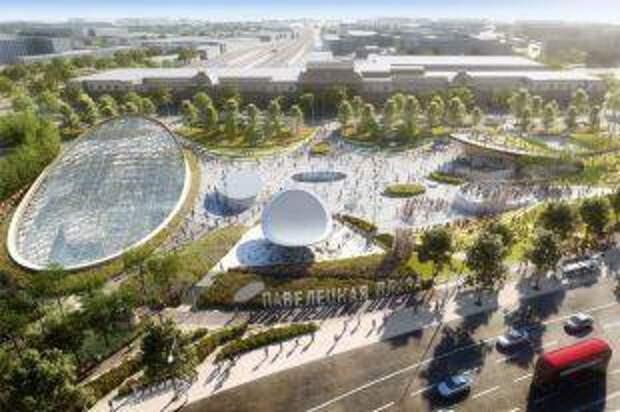 Какие новые парковые зоны откроют в Москве в 2021 году?
