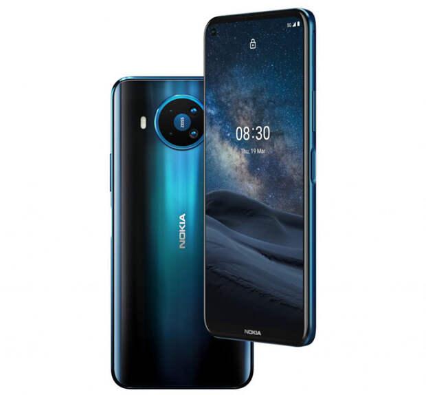 Смартфоны среднего уровня Nokia X20 и Nokia X10 получат ценник от 300 евро