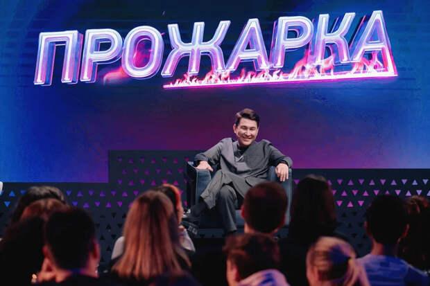 Азамат Мусагалиев заспойлерил лучшую шутку грядущего выпуска «Прожарки»