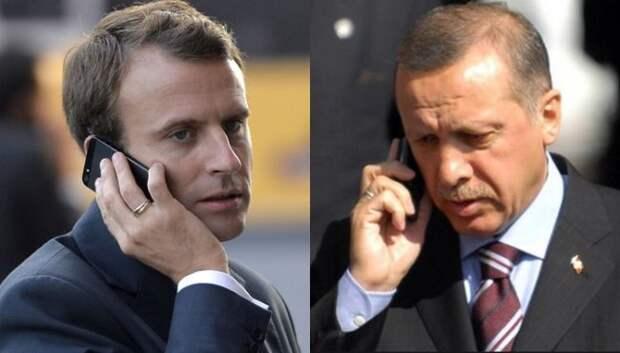 Макрон призвал НАТО обратить внимание наповедение Турции