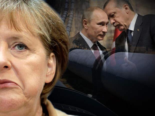Россия «похитила» Турцию у Европы