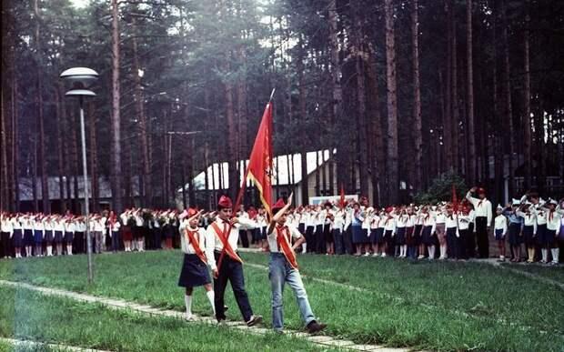 Будь готов! СССР, дети, истории, пионеры, пятно, рука, страшилки