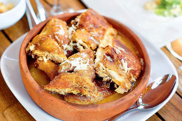 Самые популярные блюда национальной грузинской кухни