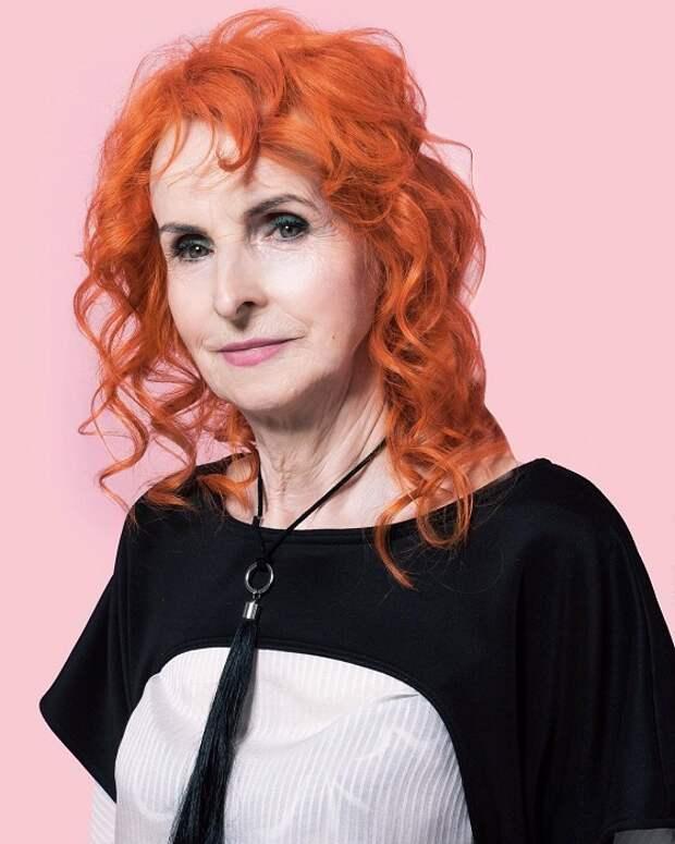 Галина приняла участие в проекте Марины Карелиной «Пора быть счастливым!».
