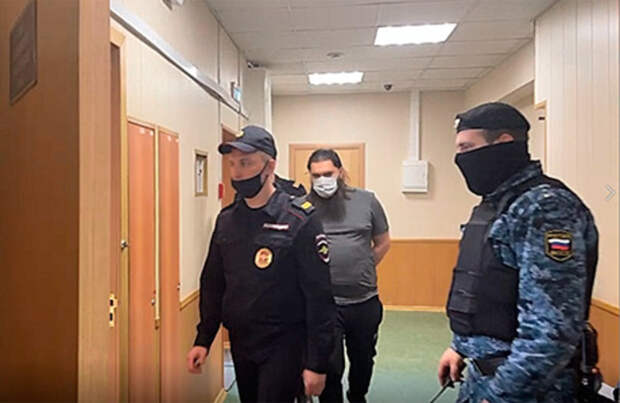 Прокуратура потребовала приговорить подполковника ФСБ Черкалина к 11 годам колонии