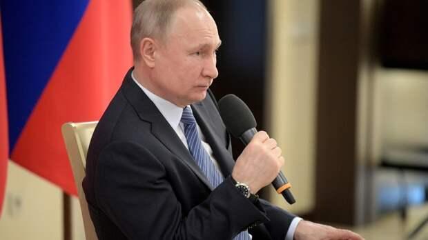 Владимир Путин оценил ситуацию с коронавирусом в России