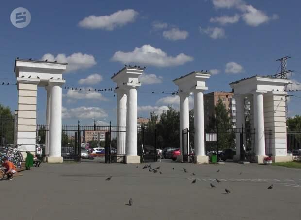 Огромного Гулливера планируют восстановить в парке Кирова в Ижевске