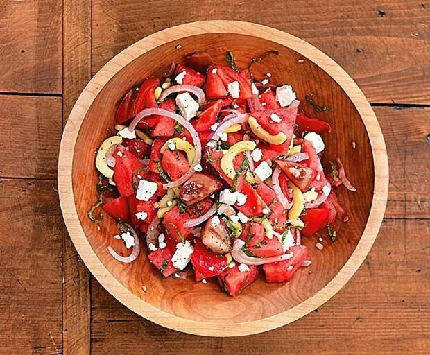 10 удивительных рецептов блюд из арбуза