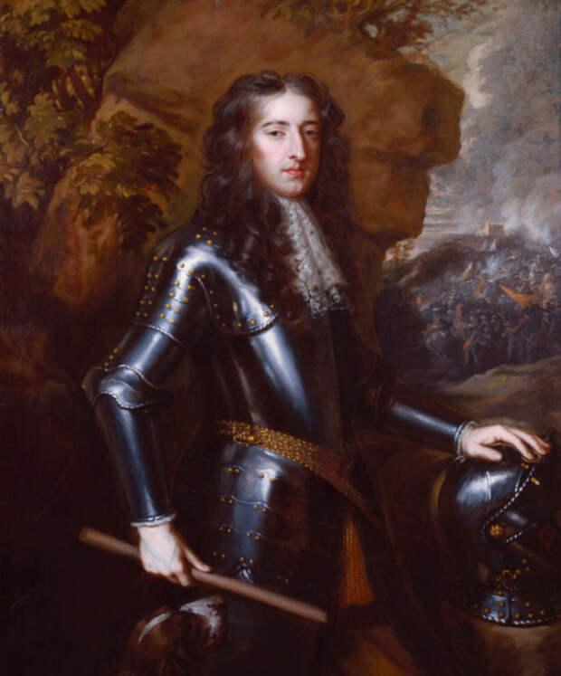 Вильгельм III Оранский — голландец, славно захвативший Англию