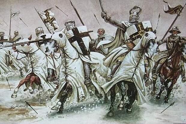 Как Орда «защала Русь от западных агрессоров».