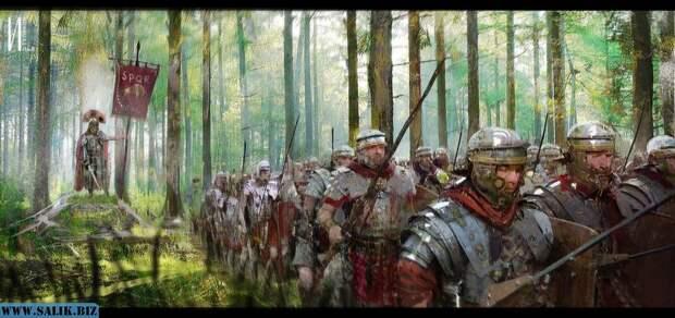 Истории больше нет. Как придумали Римскую империю.