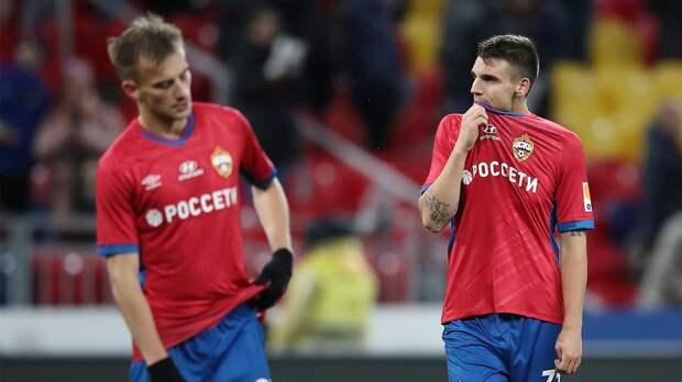 «Это была катастрофа!» Экс-защитник ЦСКА Шарлия — о выступлении команды в Лиге Европы