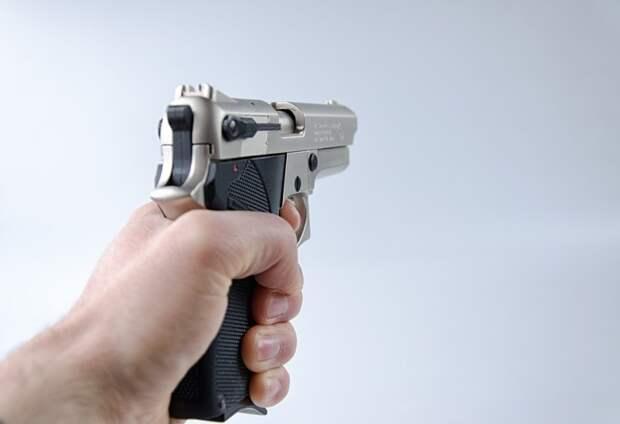 Пистолет, ограбление. Фото: pixabay.com