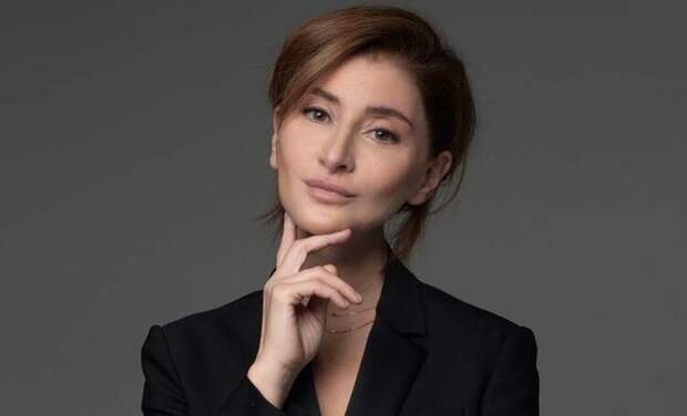 Софико Шеварнадзе подтвердила, что стала мамой