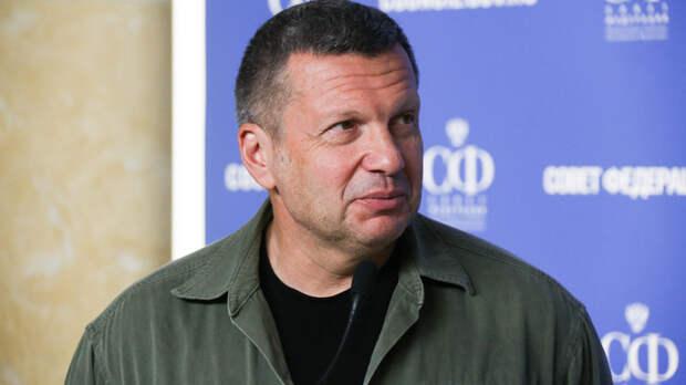 У Соловьёва предсказали российской элитке раздевание до резинки от трусов