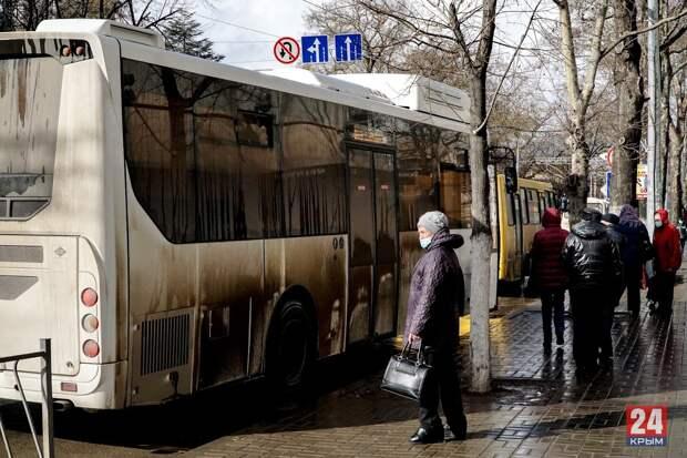 В Симферополе запустят новый автобусный маршрут № 77