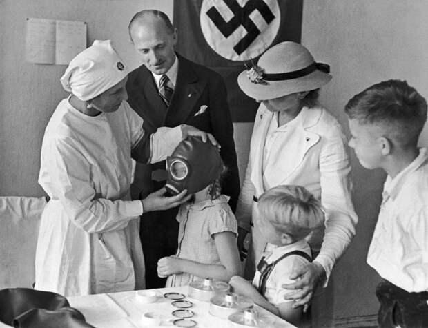 Секретная нацистская программа по созданию чистой расы.