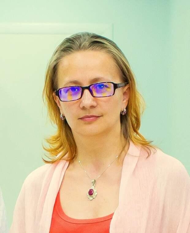 Анжелика Евгенова