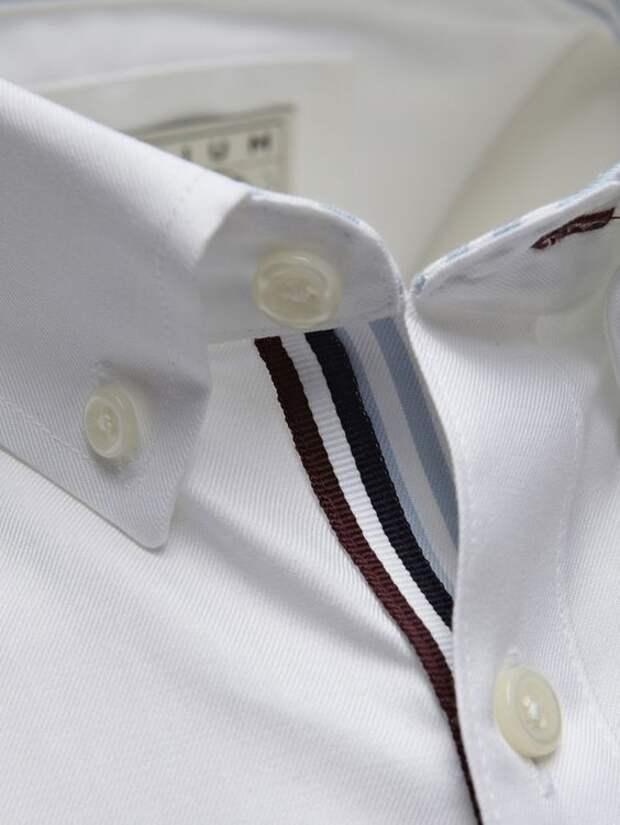 креативные идеи и детали офисных рубашек