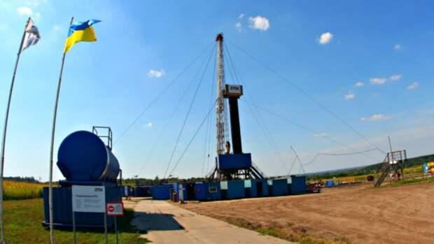 Истощаются газовые месторождения Украины