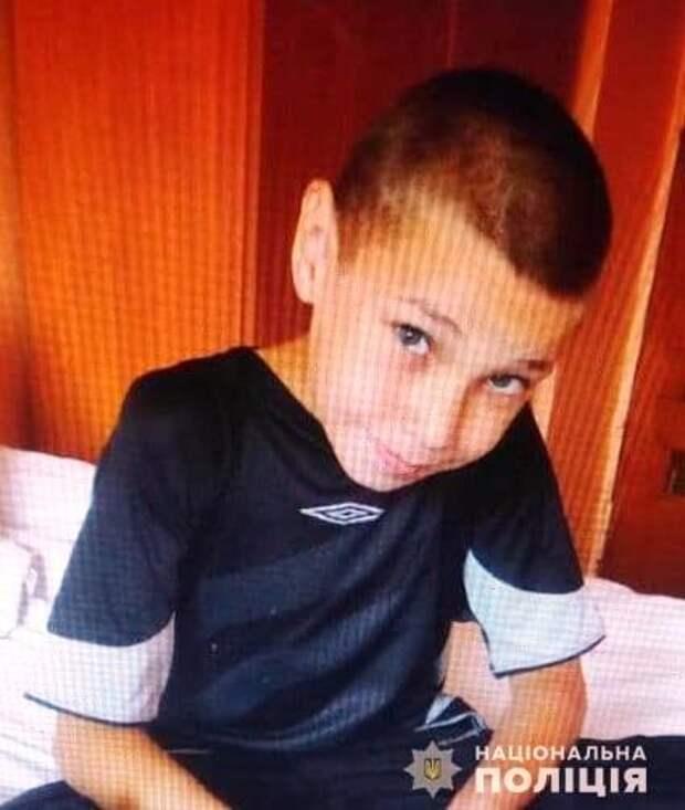 В Ивано-Франковской области разыскивают малолетнего ребенка, пропавшего без вести