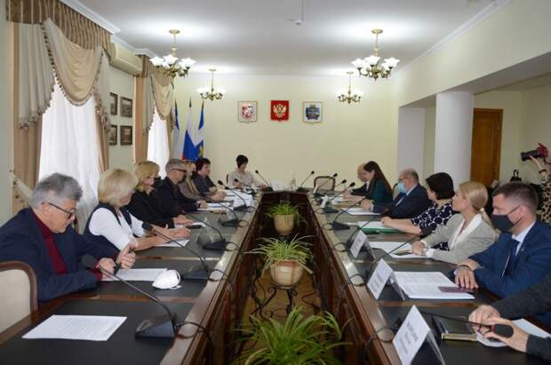 Заседание Координационного совета по вопросам развития малого и среднего предпринимательства