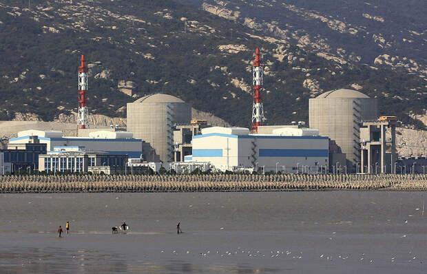 Росатом передал Китаю в гарантийную эксплуатацию третий блок Тяньваньской АЭС
