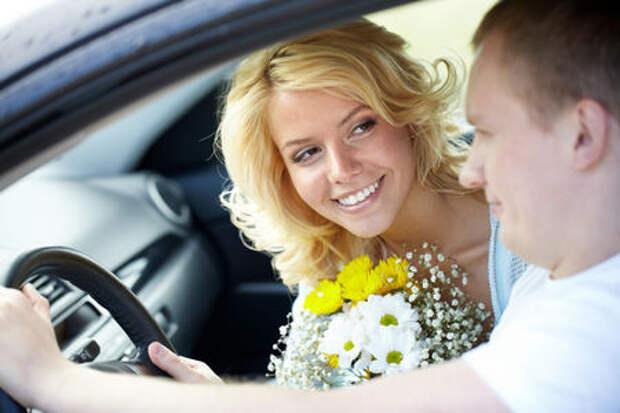 Влияет ли дорогой автомобиль на мужскую привлекательность? Не только он!