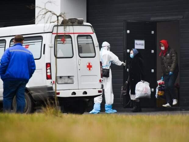 Еще 1 223 пациента вылечились от коронавируса в Москве