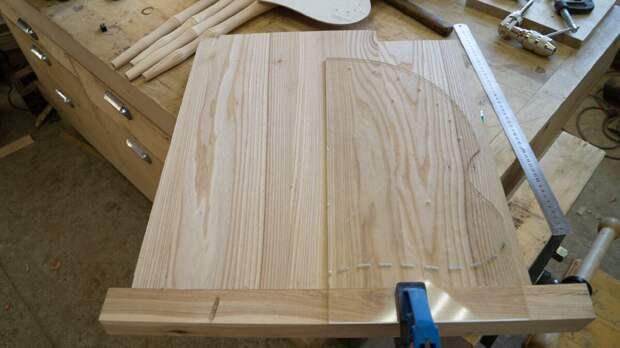 Русский мастер делает английскую классику. Как я создаю виндзорский стул своими руками. (Часть 2)