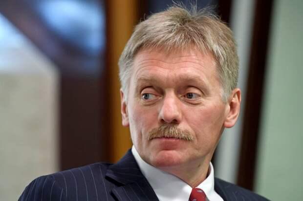 Песков: Приближение НАТО к границам РФ обязывает принимать меры