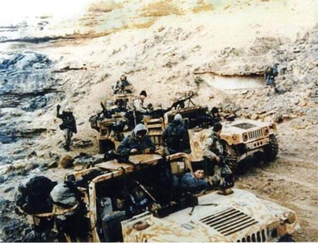 Спецназ США. Командование специальных операций Армии США