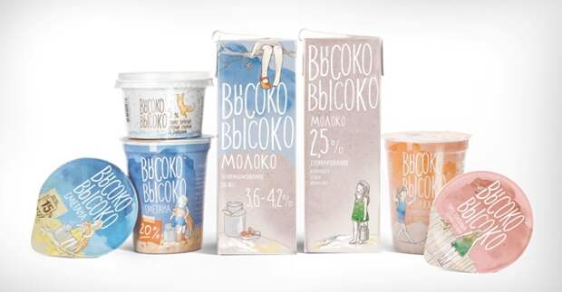 На российском рынке появится новый бренд молочных продуктов