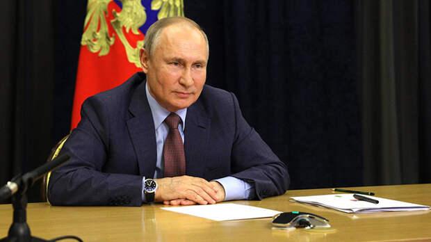 Великолепная пятёрка. Путин лично продиктовал начало списка кандидатов Единой России