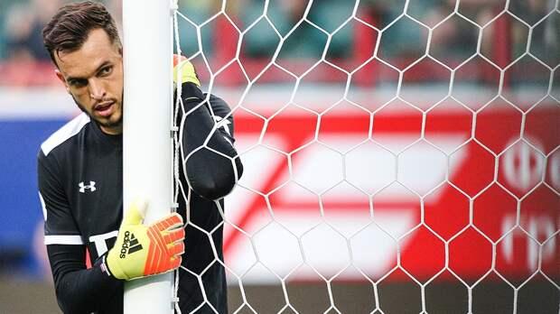 Гилерме— лучший вратарь сезона вРоссии поверсии журнала «Огонек»