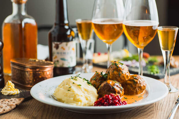 10 самых известных блюд шведской кухни