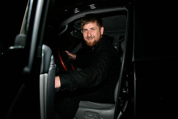 Рамзан Кадыров. Фото: GLOBAL LOOK press