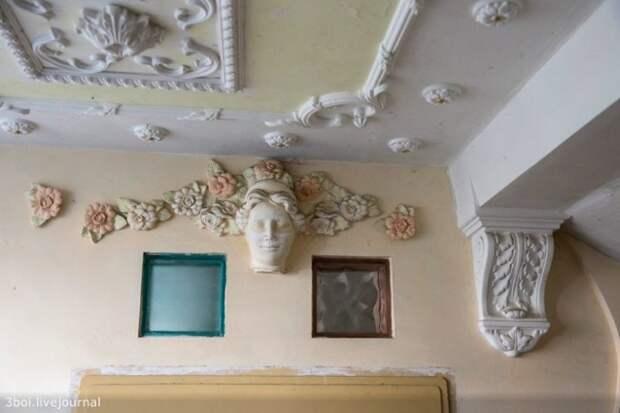 Красота под запретом: подъездное барокко, ставшее предметом судебной тяжбы