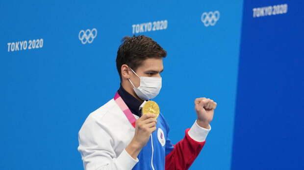 """Американский пловец Мерфи назвал """"нечистой"""" победу Рылова"""