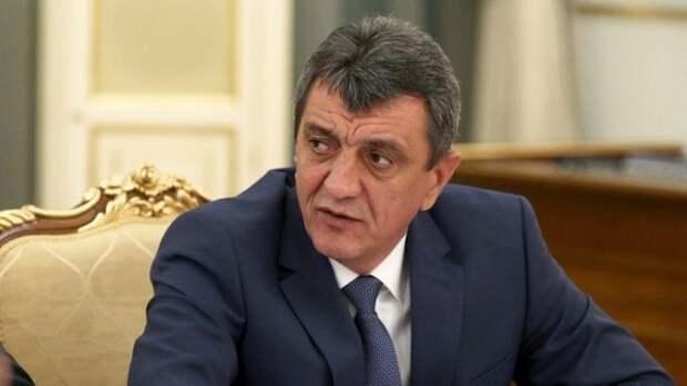 Меняйло представил Цивилёва депутатам и главам городов
