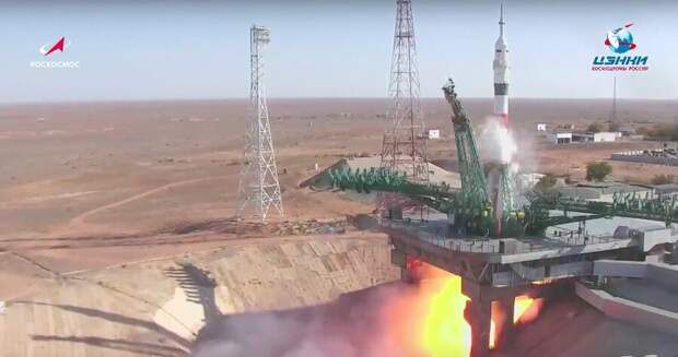 """Союз МС-17"" установил рекорд по скорости полета к МКС"