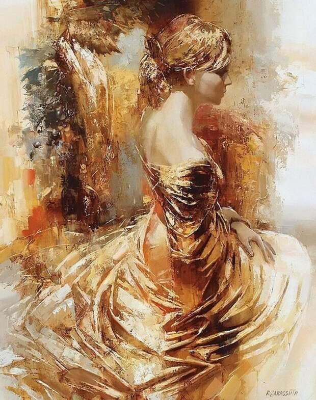художник Роман Гарасюта (Roman Garassuta) картины – 08