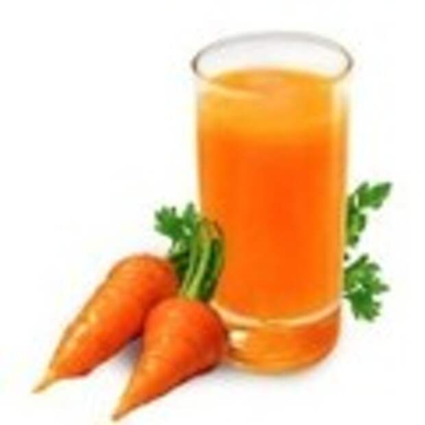 Морковный сок – здоровья залог